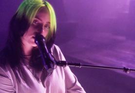 Billie Eilish estrenará canciones en vivo por Amazon