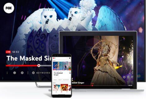 Youtube TV ahora está disponible en 4K