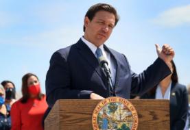 Sondeo pone al gobernador de Florida por encima de Trump