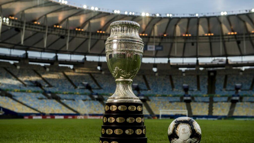 La Copa América inicia este 13 de junio