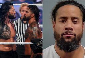 Jimmy Uso, estrella de la WWE, detenido por estar ebrio