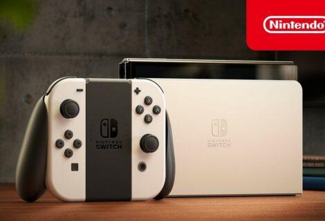 Nintendo Switch OLED llegará en octubre