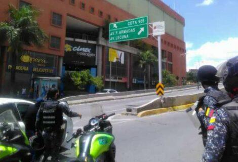 Cacerolazo en la Cota 905 para impedir actuación policial