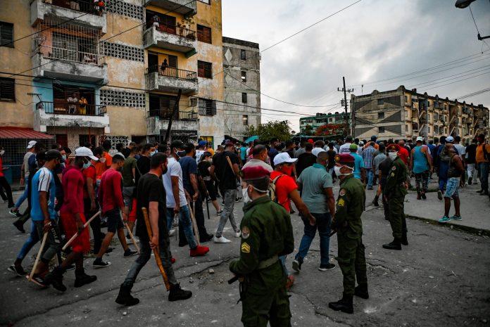 EEUU sanciona a Policía Nacional de Cuba