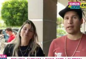Chyno Miranda y Natasha son captados juntos en Miami