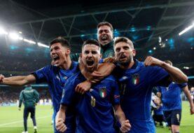 Italia jugará la cuarta final de Eurocopa