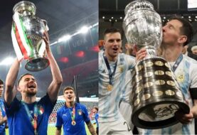 Nace la Copa Diego Armando Maradona