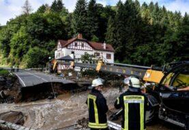 Inundaciones en Alemania y Bélgica dejan más de 120 muertos