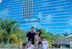 Messi de vacaciones tiene a Miami revuelta