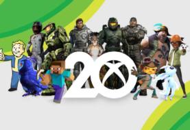 Xbox inicia la celebración de su 20 aniversario