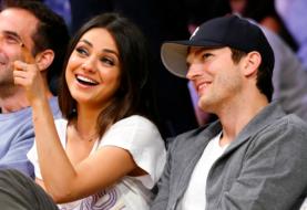 Ashton Kutcher y Mila Kunis hablan sobre la higiene de sus hijos