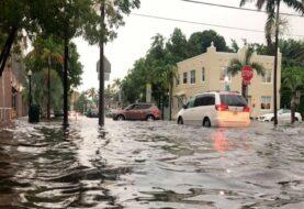 Sur de Florida en alerta por inundaciones