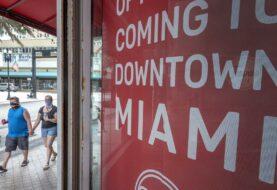 """Miami impone las mascarillas de nuevo ante """"alarmante"""" repunte"""