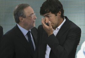 """Florentino Pérez: """"Raúl y Casillas son las dos grandes estafas"""""""