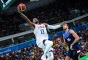 Estados Unidos y Francia jugarán la final de basket masculino