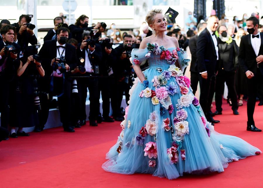 Sharon Stone, comendadora de la Orden de las Artes de Francia