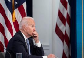 """Biden elogia el """"liderazgo"""" de Guaidó"""