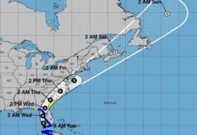 Elsa activa alertas para más de 20 condados de Florida