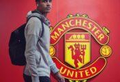 Varane con un pie en el Manchester United
