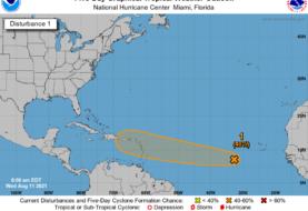 Tormenta Fred se acerca a República Dominicana