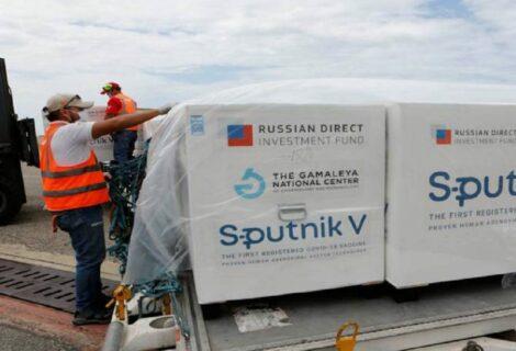 Llegaron segundas dosis de la Sputnik V a Venezuela