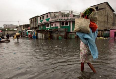 Grace sigue dejando lluvias intensas en Haití