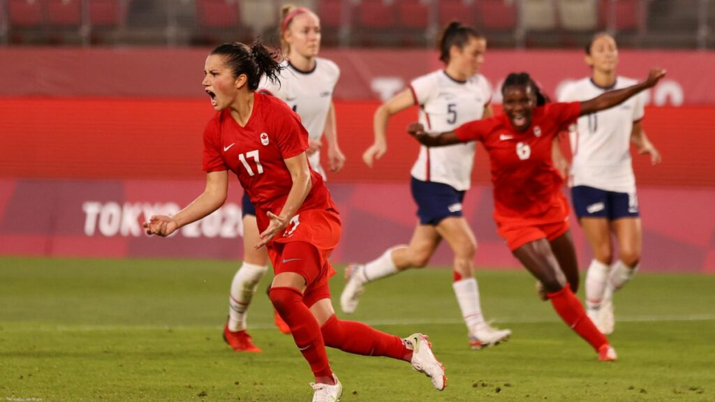 Canadá y Suecia definirán el oro en fútbol femenino