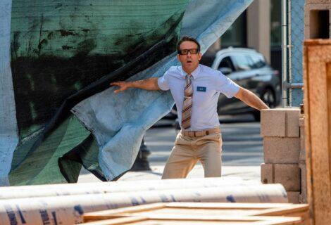 """Ryan Reynolds ahora es """"Free Guy"""" en un videojuego"""