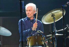 Falleció Charlie Watts, baterista de los Rolling Stones