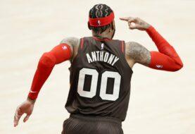 Carmelo Anthony firma por una temporada con los Lakers