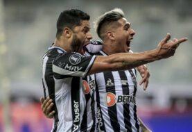 Mineiro goleó a River y está en Semis de Libertadores