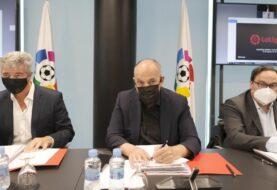 La Liga Española aprobó acuerdo con fondo de inversión