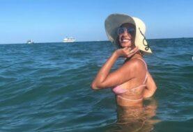 Giannina Silva está varada en Miami