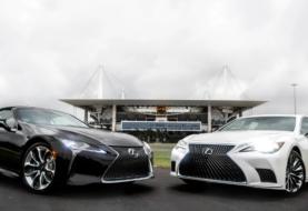 Miami Dolphins y Lexus anuncian asociación