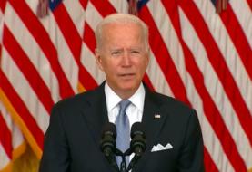Biden dice que retiro de Kabul es uno de los más difíciles de la historia
