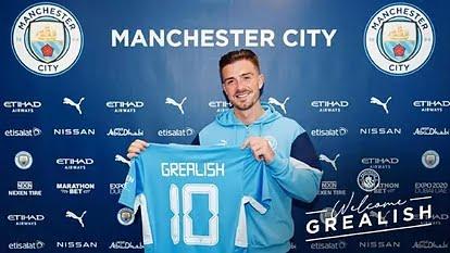 Jake Grealish firma con el City por seis años