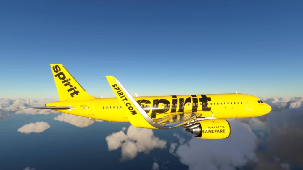 """Spirit cancela vuelos debido a """"fallos operativos"""""""