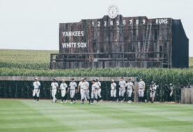 """Los White Sox vencieron a los Yankees en """"Field of Dreams"""""""