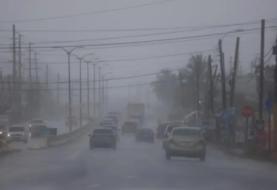 Haití bajo el ciclón Fred y a la vista, Grace