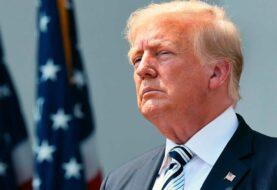 Trump pide dimisión de Biden