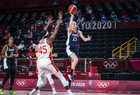 Se definieron las semis del baloncesto femenino