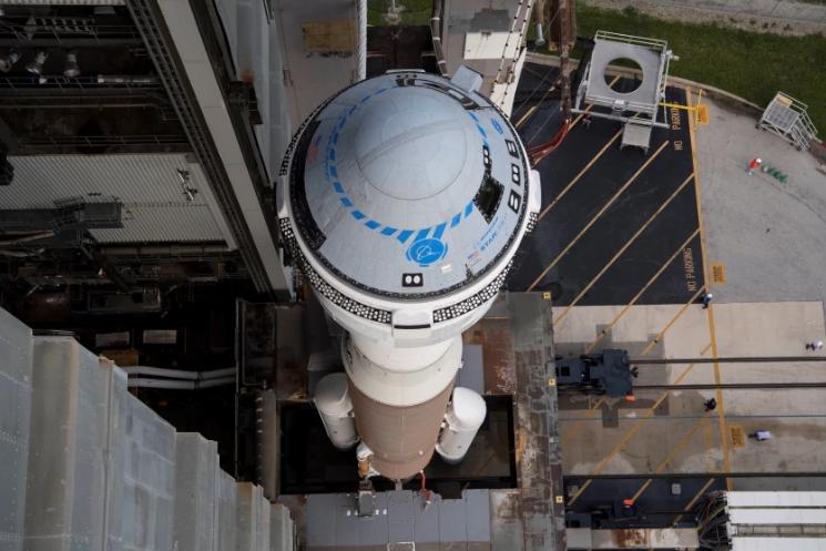 Boeing y la NASA aplazan de nuevo el lanzamiento del Starliner