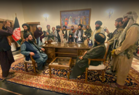 Talibanes vuelven a tomar Kabul 25 años después