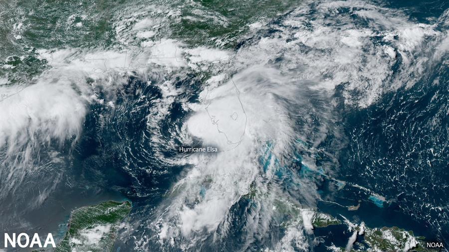 El Atlántico es vigilado por temporada de huiracanes