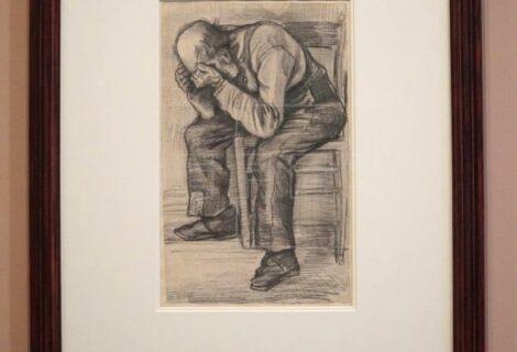 Descubren cuadro de Van Gogh de 1882