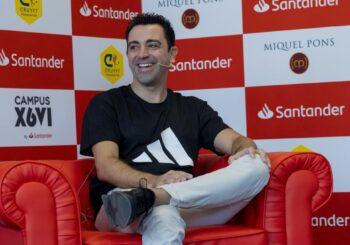 Sitúan a Xavi en el banquillo del Barcelona