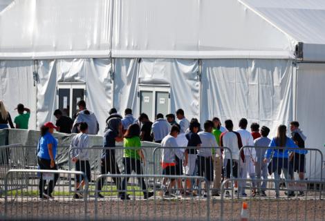 Denuncian uso peligroso de tóxico en centro de detención
