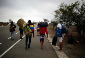 Para 2022 habrá 7 millones de venezolanos migrantes