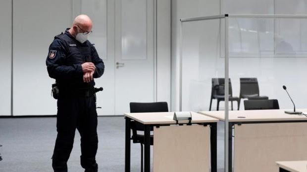 Ex secretaria nazi de 96 años que iba a ser juzgada, fue encontrada tras huir