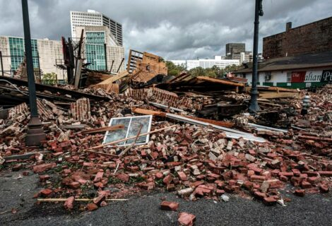 Joe Biden recorrerá zonas afectadas de Nueva Orleans